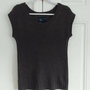 American Eagle Sleeveless Sweater Top
